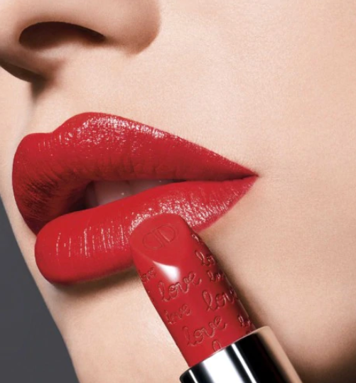 ROUGE DIOR VALENTINES DAY LIMITED EDITION 999 LIPSTICK 3 - ROUGE DIOR VALENTINE'S DAY LIMITED EDITION 999 LIPSTICK