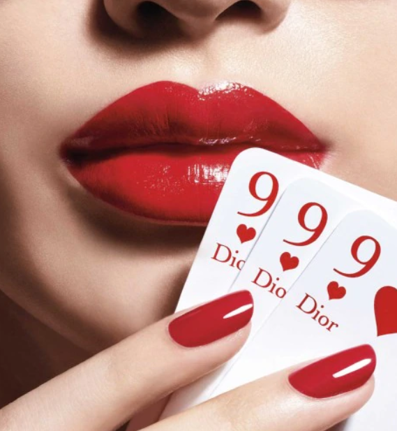 ROUGE DIOR VALENTINES DAY LIMITED EDITION 999 LIPSTICK 6 - ROUGE DIOR VALENTINE'S DAY LIMITED EDITION 999 LIPSTICK
