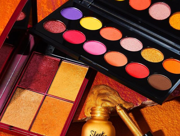 SLEEK MAKEUP SUNSET VIBES COLLECTION FOR SPRING 2020 1 595x450 - SLEEK MAKEUP SUNSET VIBES COLLECTION FOR SPRING 2020