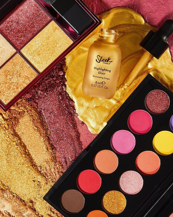 SLEEK MAKEUP SUNSET VIBES COLLECTION FOR SPRING 2020 2 - SLEEK MAKEUP SUNSET VIBES COLLECTION FOR SPRING 2020