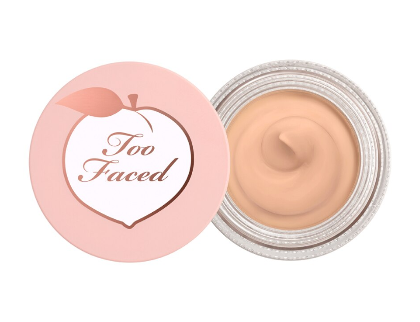 TOO FACED PEACH PERFECT INSTANT COVERAGE MATTE CONCEALER FOR FLAWLESS SKIN 3 - TOO FACED PEACH PERFECT INSTANT COVERAGE MATTE CONCEALER FOR FLAWLESS SKIN