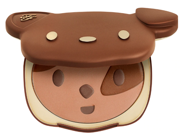 TOO FACED SUN PUPPY BRONZE LIMITED EDITION CLOVER COMPACT 1 611x450 - TOO FACED SUN PUPPY BRONZE LIMITED EDITION CLOVER COMPACT