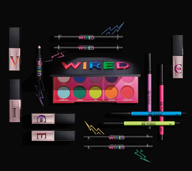 URBAN DECAY WIRED COLLECTION FOR SPRING 2020 - URBAN DECAY WIRED COLLECTION FOR SPRING 2020