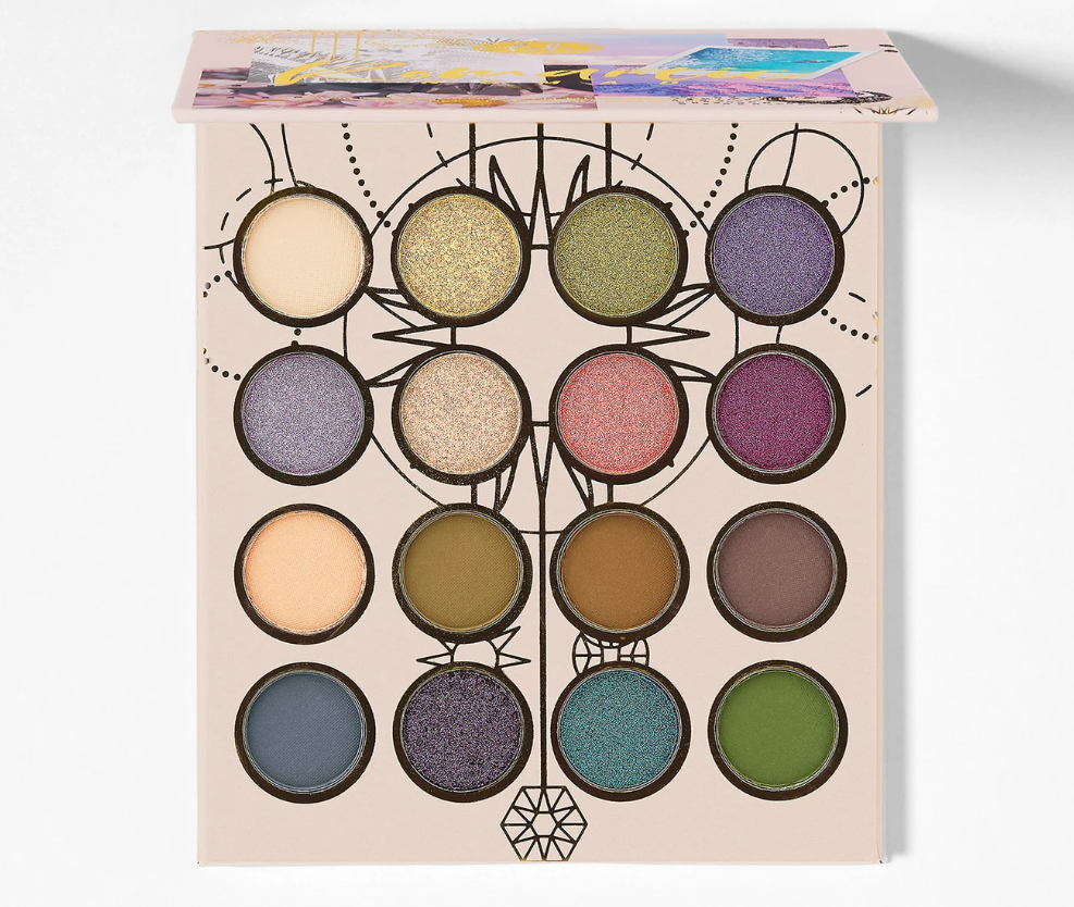 BH COSMETICS COLORI VIVACI ROMANTIC NOMAD EYESHADOW PALETTES FOR SUMMER 2020 2 - BH COSMETICS COLORI VIVACI & ROMANTIC NOMAD EYESHADOW PALETTES FOR SUMMER 2020