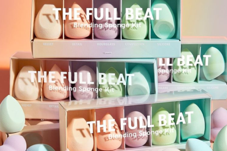 COLOURPOP THE FULL BEAT BLENDING SPONGE COLLECTION HELPS YOU FREE YOUR HANDS 450x300 - COLOURPOP THE FULL BEAT BLENDING SPONGE COLLECTION HELPS YOU FREE YOUR HANDS