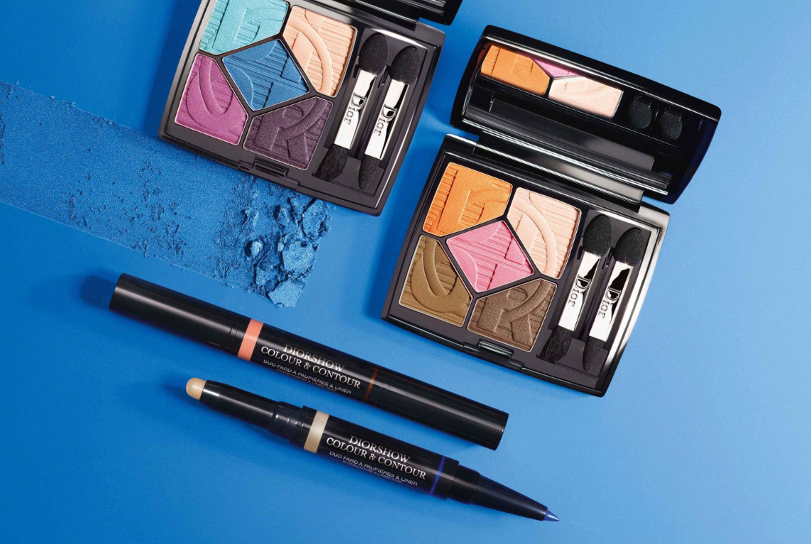 DIOR LIMITED EDITION COLOR GAMES MAKEUP COLLECTION FOR SUMMER 2020 2 - DIOR LIMITED EDITION COLOR GAMES MAKEUP COLLECTION FOR SUMMER 2020