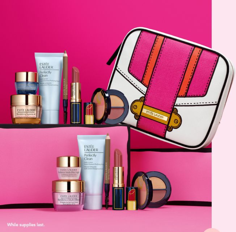 Estee Lauder gift with purchase 1 1 - Estee Lauder gift with purchase  March 2020 schedule