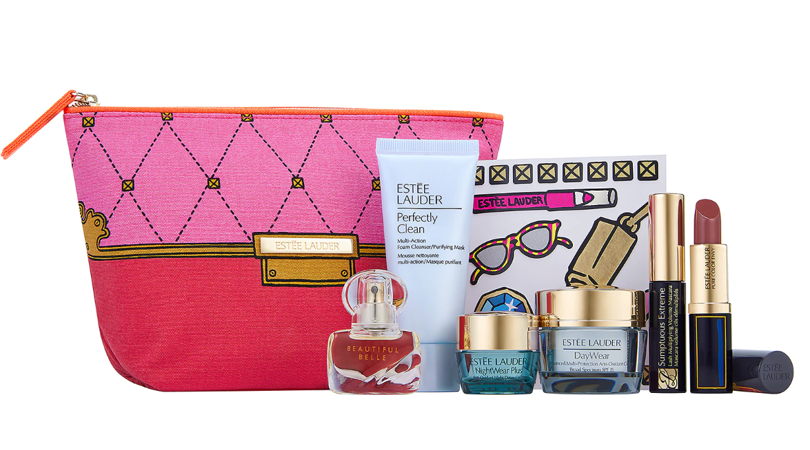 Estee Lauder gift with purchase 6 1 - Estee Lauder gift with purchase  March 2020 schedule