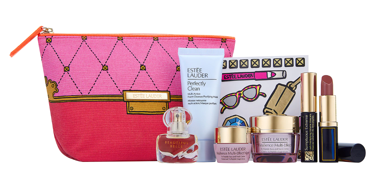Estee Lauder gift with purchase 7 1 - Estee Lauder gift with purchase  March 2020 schedule