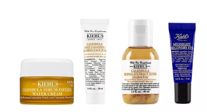 Kiehl's gift with purchase 2 - List of Kiehl's gift with purchase 2020 schedule
