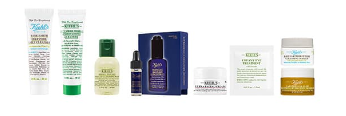 Kiehl's gift with purchase 7 - List of Kiehl's gift with purchase 2020 schedule