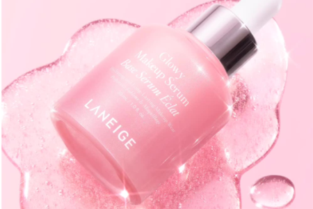 LANEIGE GLOWY FACE SERUM FOR A HYDRATED GLOW 1 450x300 - LANEIGE GLOWY FACE SERUM FOR A HYDRATED GLOW