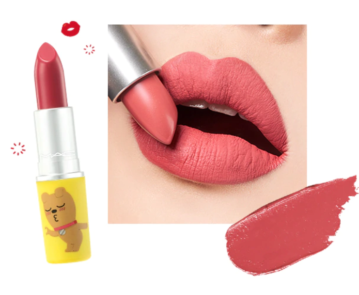 MAC x KAKAO FRIENDS LOVE LIPS COLLECTION 3 - MAC x KAKAO FRIENDS LOVE LIPS COLLECTION