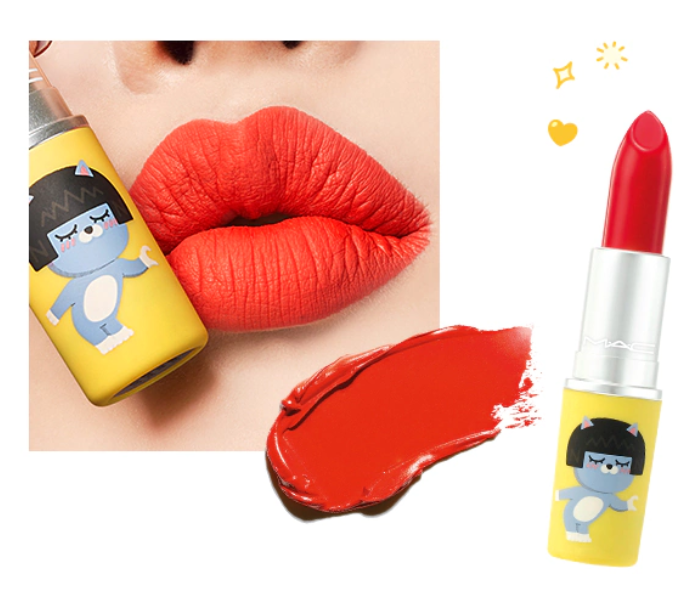 MAC x KAKAO FRIENDS LOVE LIPS COLLECTION 5 - MAC x KAKAO FRIENDS LOVE LIPS COLLECTION