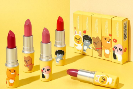 MAC x Kakao Friends Love Lips Collection 16 450x300 - MAC x KAKAO FRIENDS LOVE LIPS COLLECTION