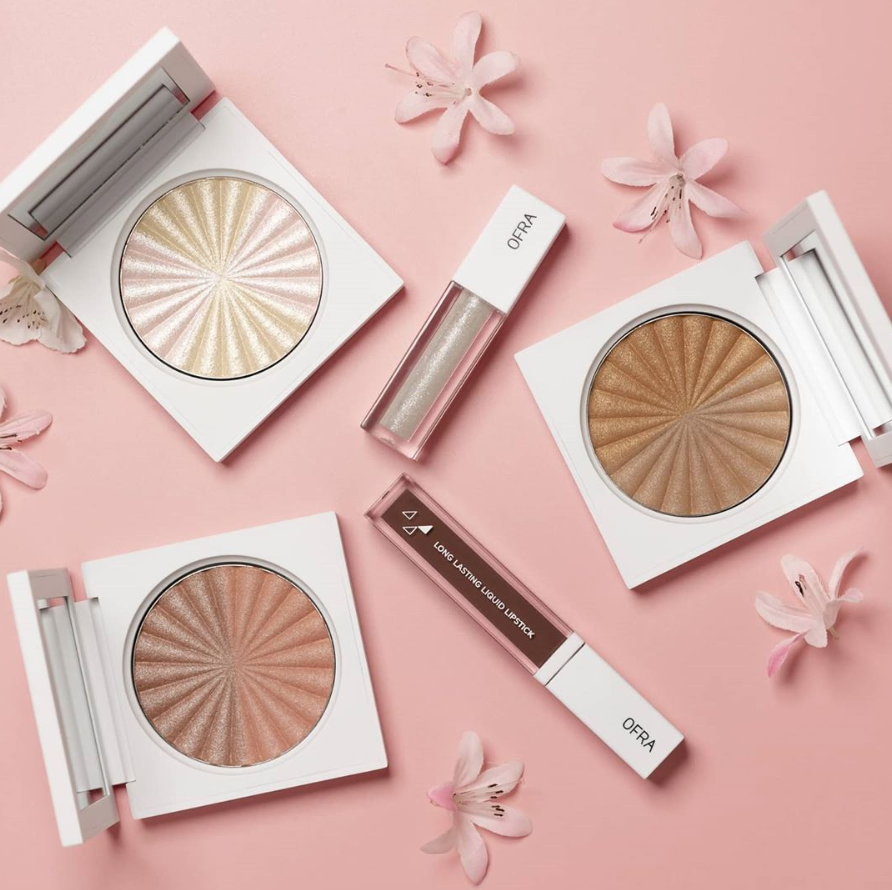 OFRA COSMETICS BY SAMANTHA MARCH PR COLLECTION COMPLETE INFORMATION 2 - OFRA COSMETICS BY SAMANTHA MARCH PR COLLECTION COMPLETE INFORMATION