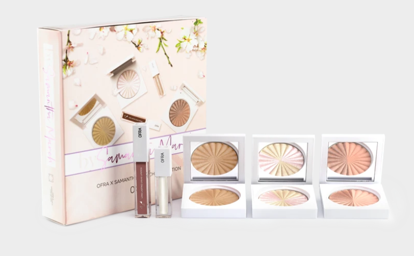 OFRA COSMETICS BY SAMANTHA MARCH PR COLLECTION COMPLETE INFORMATION 5 - OFRA COSMETICS BY SAMANTHA MARCH PR COLLECTION COMPLETE INFORMATION