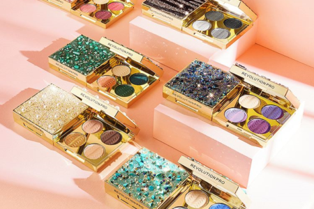 QQ截图20200326102109 450x300 - REVOLUTION PRO ULTIMATE EYE LOOK PALETTE COLLECTION ARRIVES WITH A LUXURIOUS DESIGN
