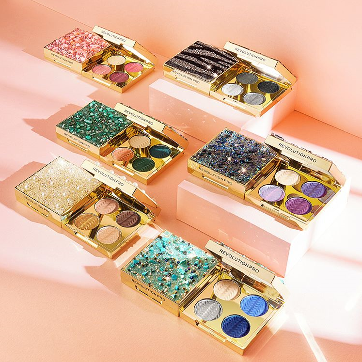 QQ截图20200326102109 - REVOLUTION PRO ULTIMATE EYE LOOK PALETTE COLLECTION ARRIVES WITH A LUXURIOUS DESIGN