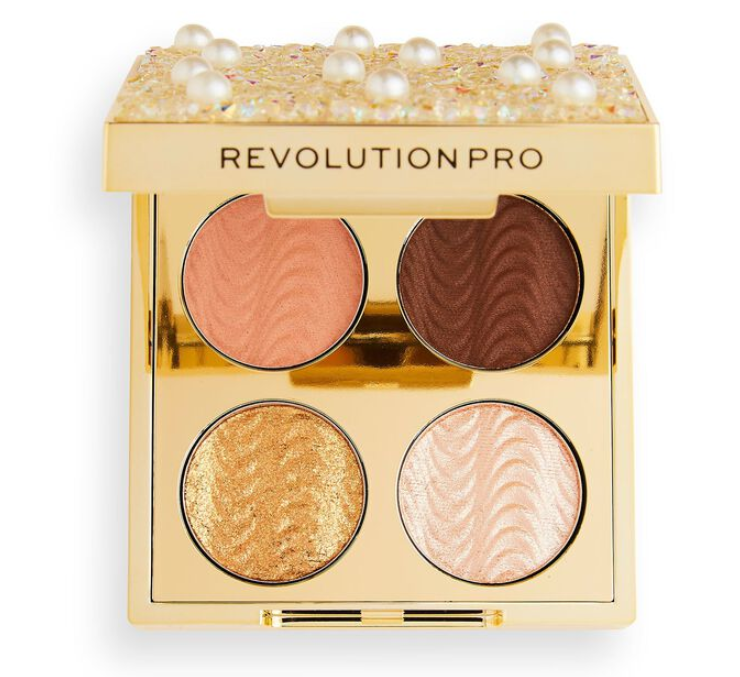 REVOLUTION PRO ULTIMATE EYE LOOK PALETTE COLLECTION ARRIVES WITH A LUXURIOUS DESIGN 1 - REVOLUTION PRO ULTIMATE EYE LOOK PALETTE COLLECTION ARRIVES WITH A LUXURIOUS DESIGN