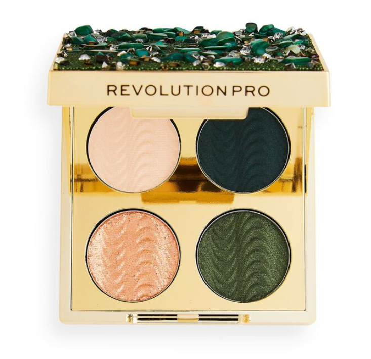 REVOLUTION PRO ULTIMATE EYE LOOK PALETTE COLLECTION ARRIVES WITH A LUXURIOUS DESIGN 10 - REVOLUTION PRO ULTIMATE EYE LOOK PALETTE COLLECTION ARRIVES WITH A LUXURIOUS DESIGN