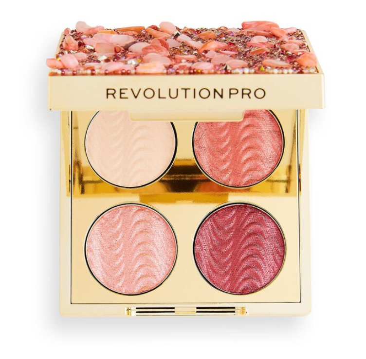 REVOLUTION PRO ULTIMATE EYE LOOK PALETTE COLLECTION ARRIVES WITH A LUXURIOUS DESIGN 4 - REVOLUTION PRO ULTIMATE EYE LOOK PALETTE COLLECTION ARRIVES WITH A LUXURIOUS DESIGN