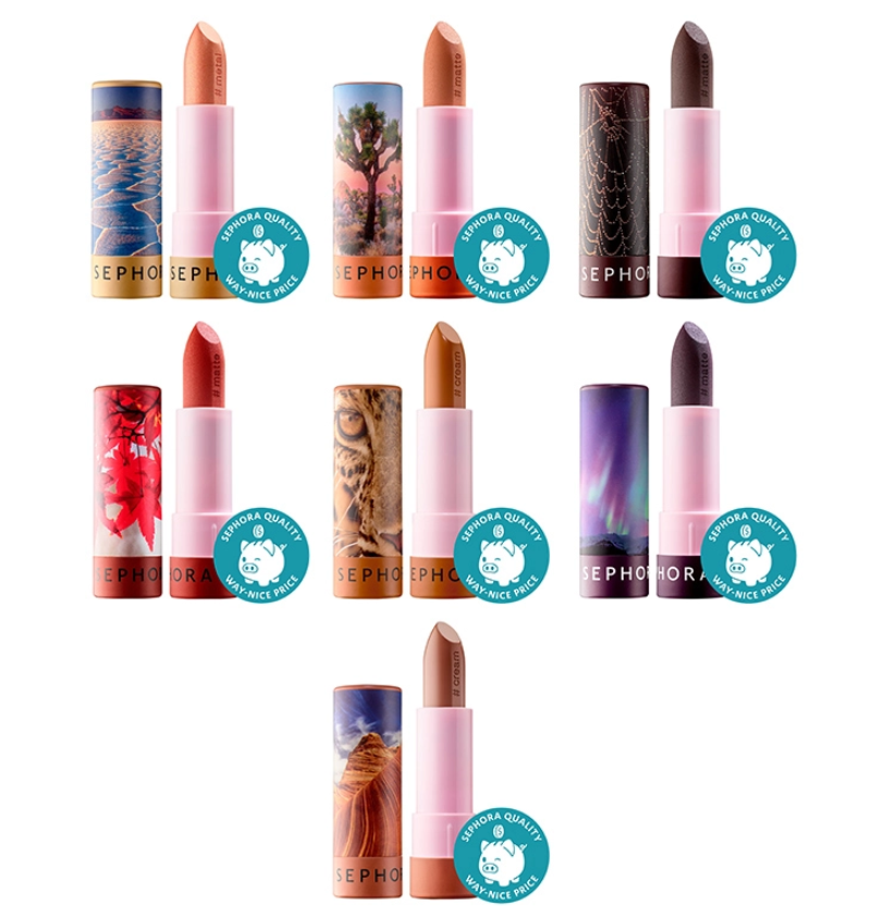 SEPHORA NEW LIPSTICK COLLECTION FOR SUMMER 2020 2 - SEPHORA NEW LIPSTICK COLLECTION FOR SUMMER 2020
