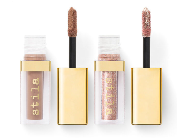 Stila Double Dip™ Suede Shade™ Glitter Glow Liquid Eye Shadows 11 - STILA DOUBLE DIP SUEDE SHADE & GLITTER AND GLOW LIQUID EYESHADOWS FOR SPRING 2020