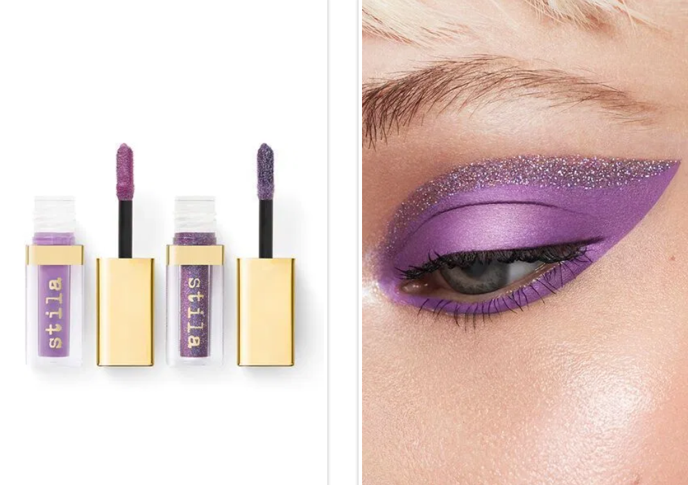 Stila Double Dip™ Suede Shade™ Glitter Glow Liquid Eye Shadows 13 - STILA DOUBLE DIP SUEDE SHADE & GLITTER AND GLOW LIQUID EYESHADOWS FOR SPRING 2020