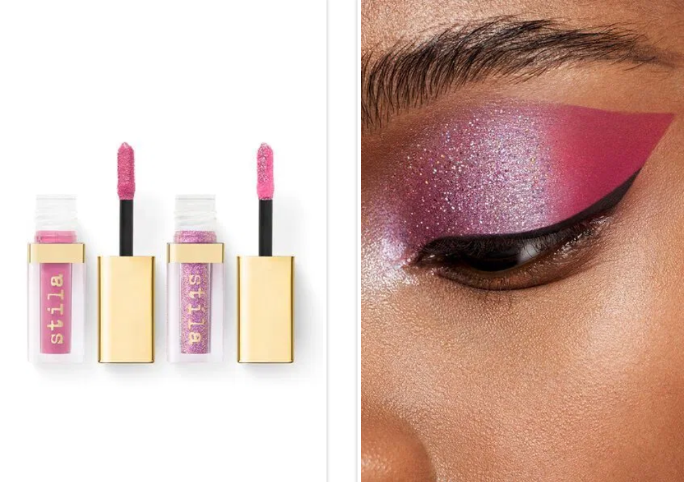 Stila Double Dip™ Suede Shade™ Glitter Glow Liquid Eye Shadows 14 - STILA DOUBLE DIP SUEDE SHADE & GLITTER AND GLOW LIQUID EYESHADOWS FOR SPRING 2020