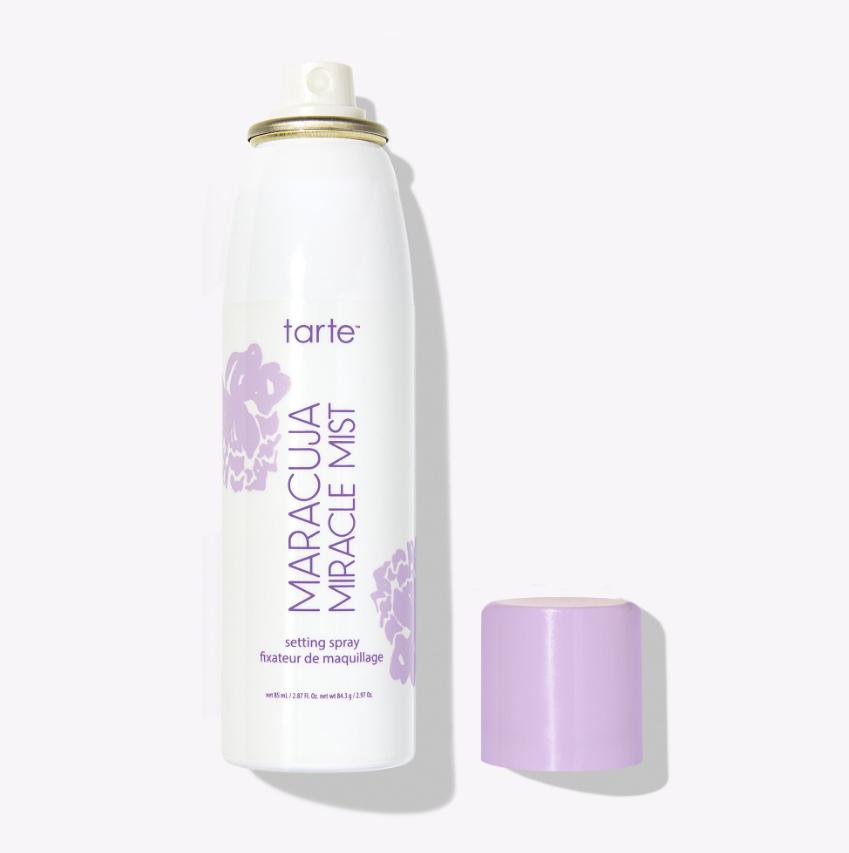Maracuja Miracle Mist Setting Spray by Tarte #4