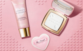 TOO FACED PRIMED PORELESS FACE POWDER AND FACE PRIME WITH ADVANCED FORMULA 320x200 - TOO FACED PRIMED & PORELESS FACE POWDER AND FACE PRIME WITH ADVANCED FORMULA