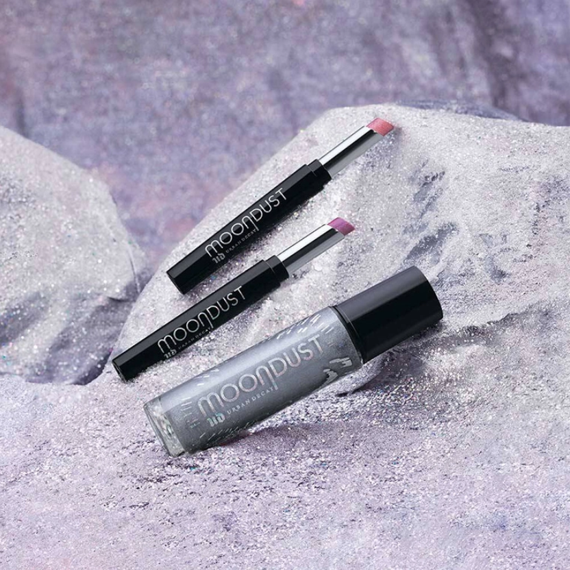 URBAN DECAY NEW MOONDUST COLLECTION AIMS TO CREATE SPARKLING MAKEUP 1 - URBAN DECAY NEW MOONDUST COLLECTION AIMS TO CREATE SPARKLING MAKEUP