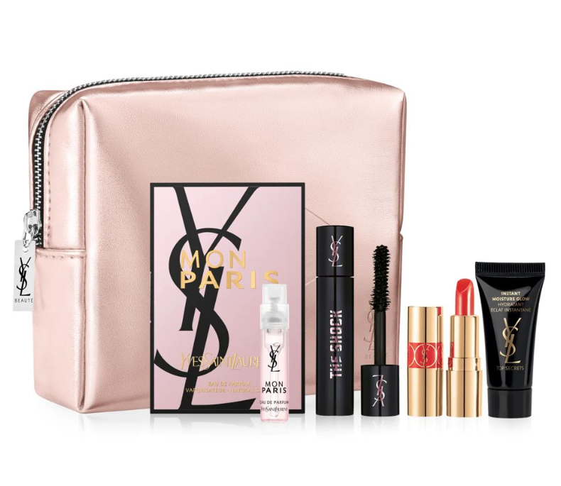 Yves Saint Laurent Beauty gift with purchase 1 - Yves Saint Laurent Beauty gift with purchase