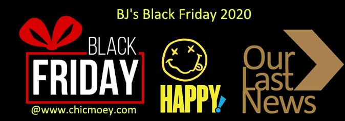 Bj S Black Friday 2020 Beauty Deals Sales Chic Moey