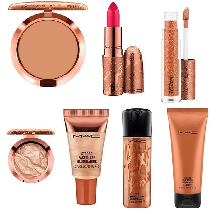 MAC LIMITED EDITION BRONZING COLLECTION FOR SUMMER 2020 - MAC LIMITED EDITION BRONZING COLLECTION FOR SUMMER 2020
