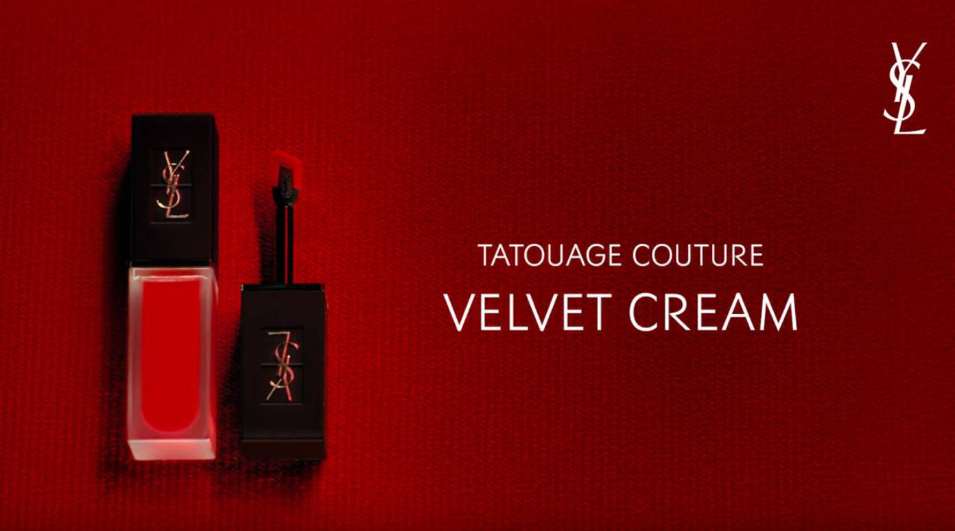 YSL BEAUTY TATOUAGE COUTURE VELVET CREAM LIQUID LIPSTICK COMES IN ...
