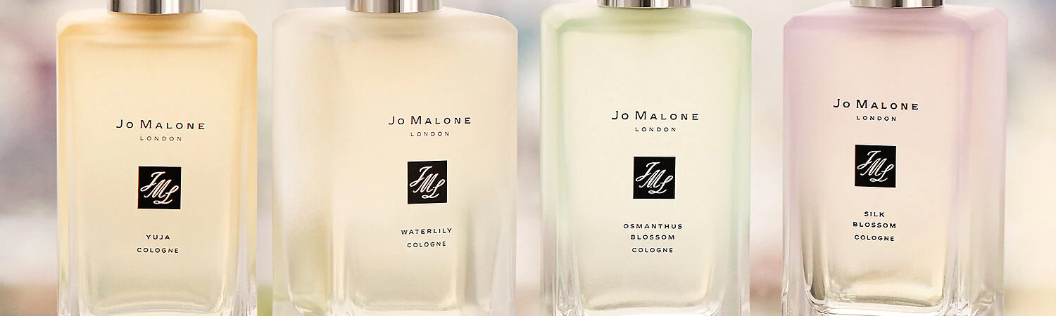 o.91788 1 1500x450 - Jo Malone London Limited BLOSSOMS Series of Cologne 2020