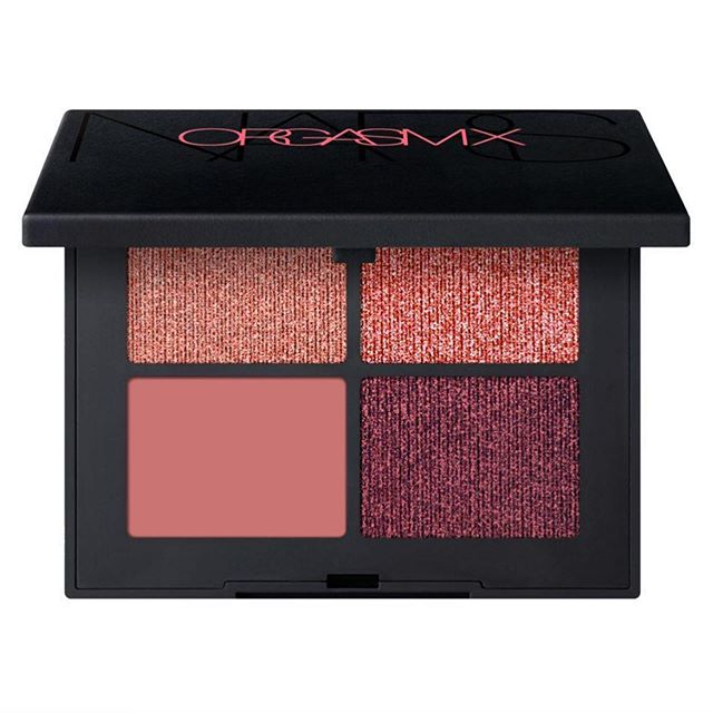 96075857 2325877994373062 5469005989913349669 n - NARS The Orgasm×Quad Eyeshadow Limited Edition 2020