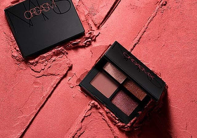 96632863 531340434159410 1443978526756625337 n 640x450 - NARS The Orgasm×Quad Eyeshadow Limited Edition 2020
