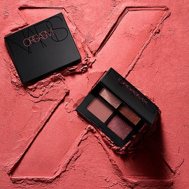 96632863 531340434159410 1443978526756625337 n - NARS The Orgasm×Quad Eyeshadow Limited Edition 2020