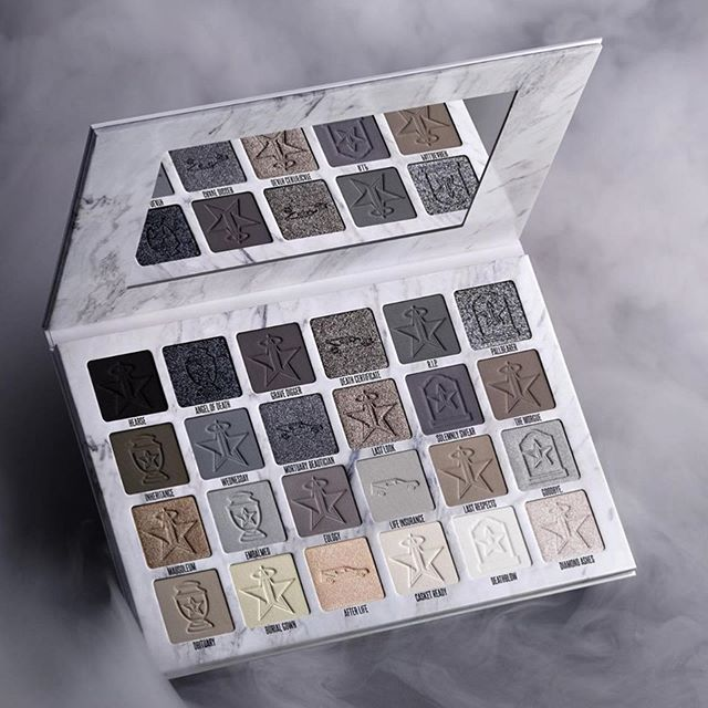 97157747 120094563026967 3894062862750006844 n - Jeffree star Cosmetics CREMATED Collection 2020