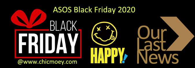 Asos Black Friday 2020 Beauty Deals Sales Chic Moey