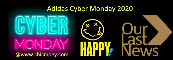 Adidas Cyber Monday 2020 Beauty Deals Sales Chic Moey