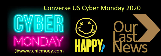 Converse US Cyber Monday 2020 Beauty