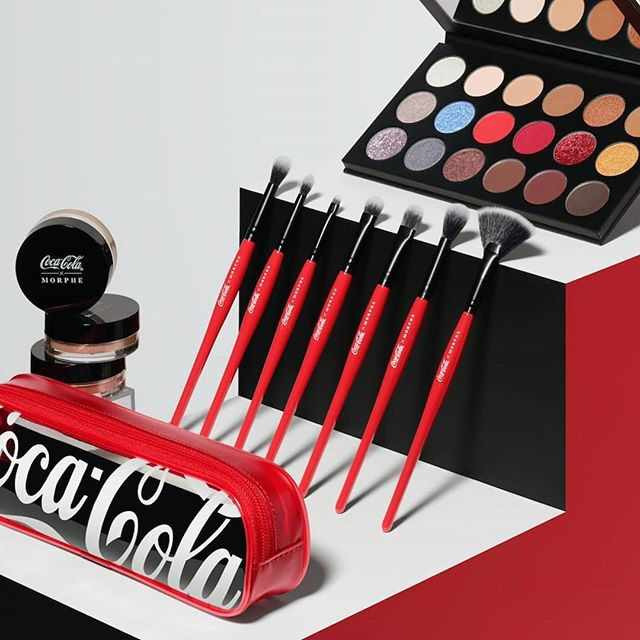 103494185 163922085143550 6511646946828854558 n - CocaCola×Morphebrushes Thirst For Life Collection 2020