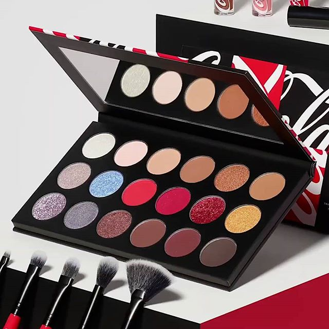 103574262 736318123576380 5722243947836845074 n - CocaCola×Morphebrushes Thirst For Life Collection 2020