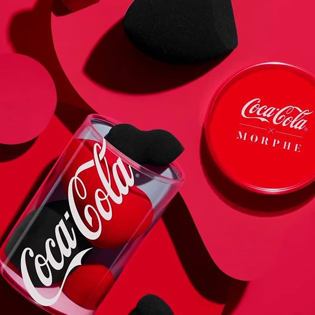 103635332 685420015368133 6389441573093127609 n - CocaCola×Morphebrushes Thirst For Life Collection 2020
