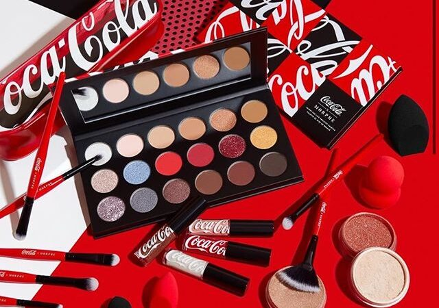 104251984 142687524058376 709357842225236007 n 640x450 - CocaCola×Morphebrushes Thirst For Life Collection 2020