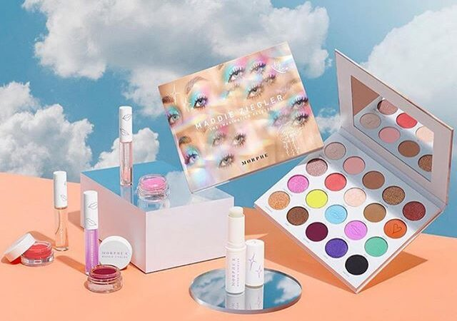 104686370 2581931568724258 5682677763559167345 n 640x450 - Morphebrushes × MaddieZiegler The Imagination Collection 2020